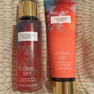 Victoria's Secret Fragrance Mist & Lotion